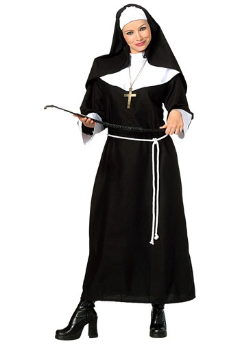 Adult Religious Nun Costume