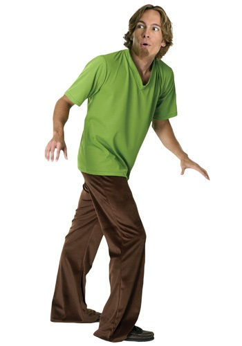 Shaggy Mens Costume