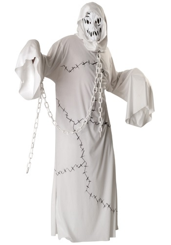 Scary Ghost Adult Costume