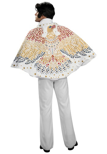 Mens Elvis Cape