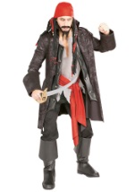 Cutthroat Pirate Captain Costume