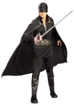 Spanish Fox Zorro Adult Costume