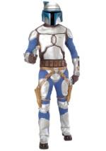 Deluxe Adult Jango Fett Costume