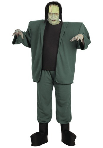 Plus Frankenstein Monster Costume