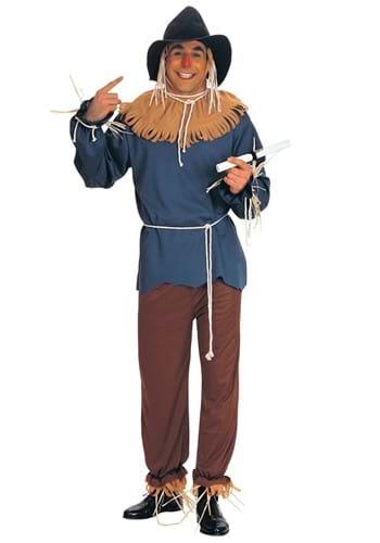 Plus Size Classic Scarecrow Costume