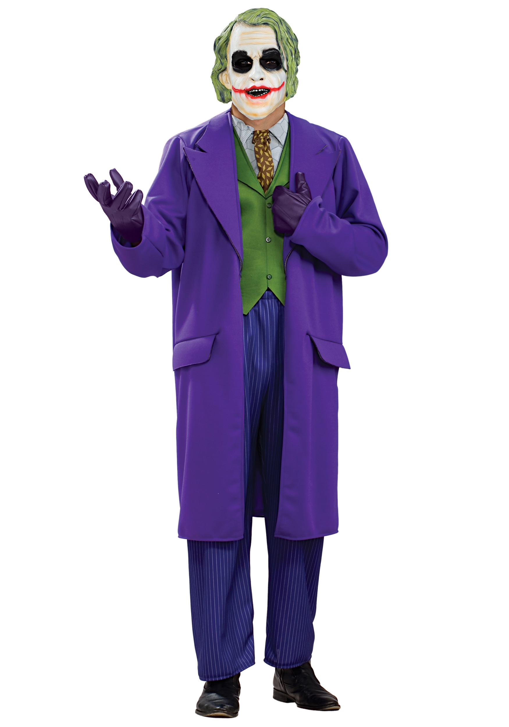 Adult Joker Plus Size Costume