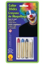 Clown Highlight Makeup Sticks