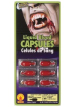 Faux Blood Capsules