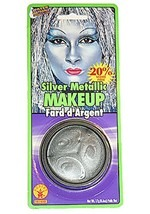 Tin Man Silver Makeup