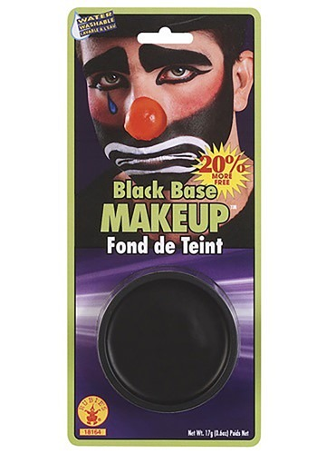 Costume Black Base Makeup
