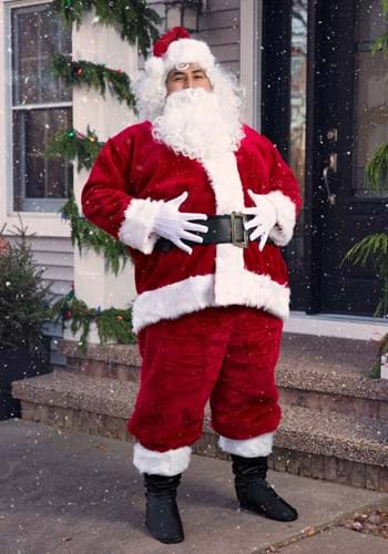 Regal Santa Plus Size Costume
