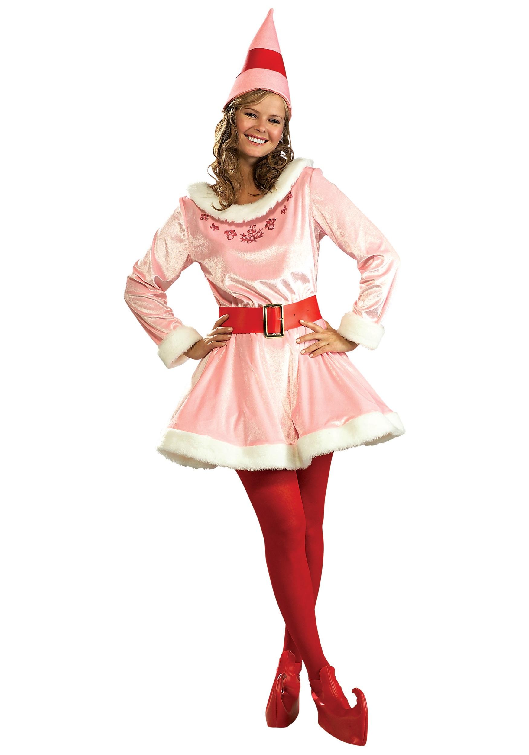 Jovi Elf Womens Costume  sc 1 st  Halloween Costume & Jovi Elf Womens Costume - The Elf Movie Costumes