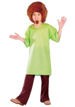 Shaggy Childrens Costume
