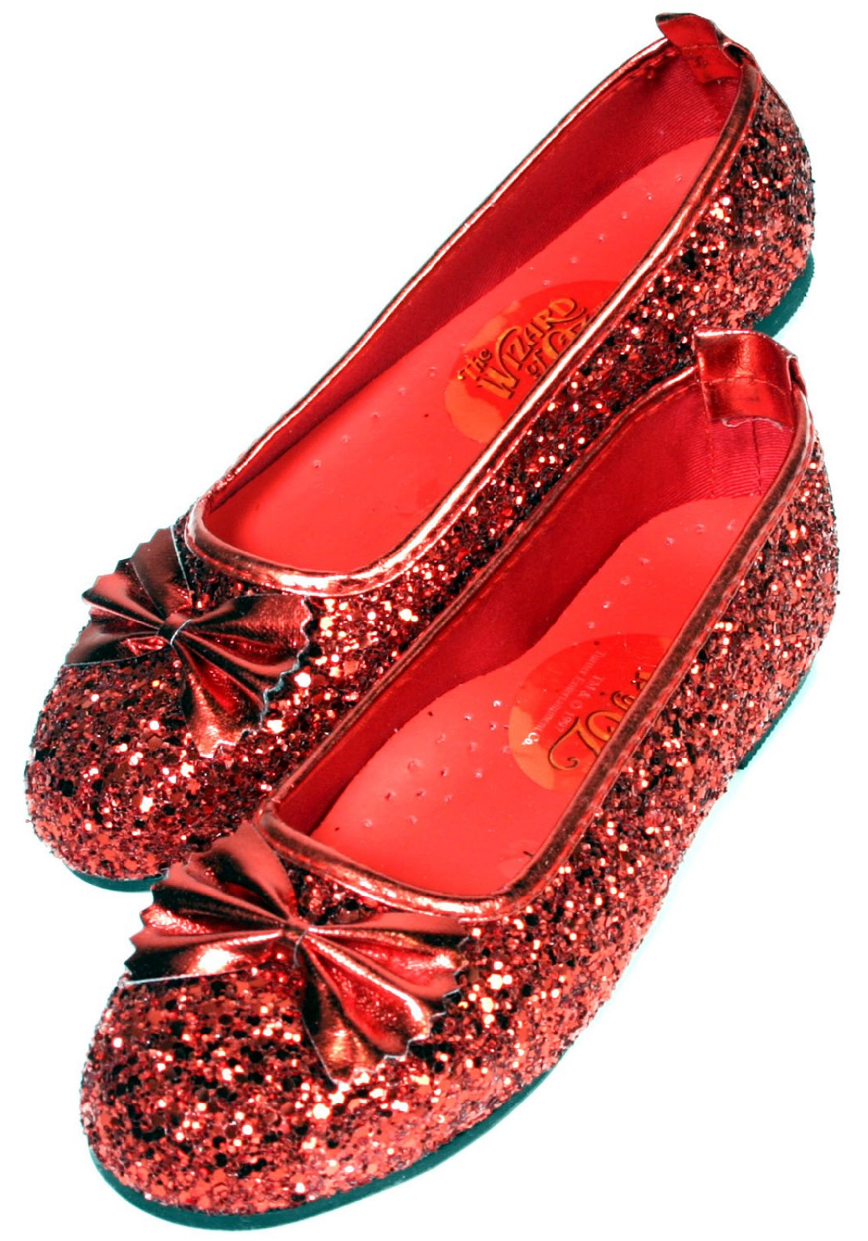 ba9e725106c9 Dorothys Ruby Red Slippers - Dorothy Shoes