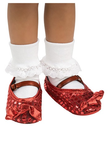 Ruby Slipper Shoe Covers