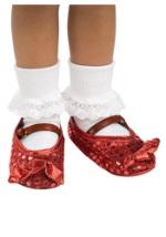 Ruby Slipper Shoe Covers