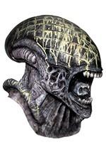 Deluxe Latex Alien Movie Mask
