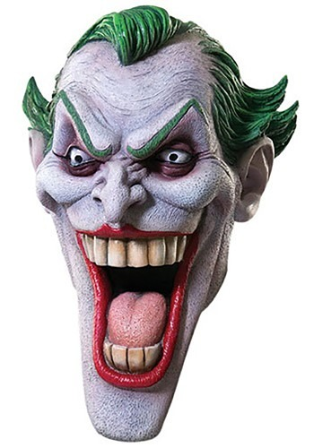 Adult Deluxe Joker Mask