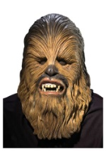 Latex Chewbacca Deluxe Mask
