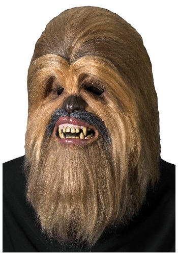 Chewbacca Supreme Edition Mask