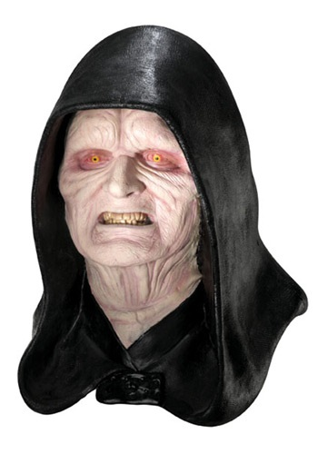 Deluxe Emperor Palpatine Latex Mask