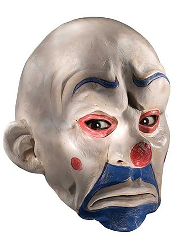 Joker Villian Clown Mask