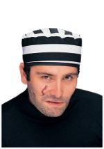 Striped Convict Hat