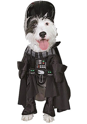 Dog Darth Vader Costume