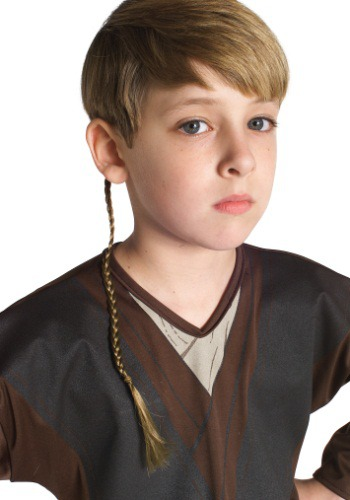 Child Jedi Braid