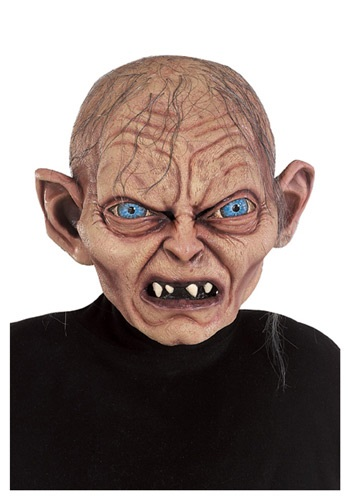 Gollum Movie Mask