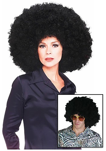 Deluxe Adult Afro Wig