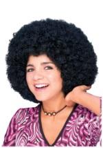 Black Adult Afro Wig