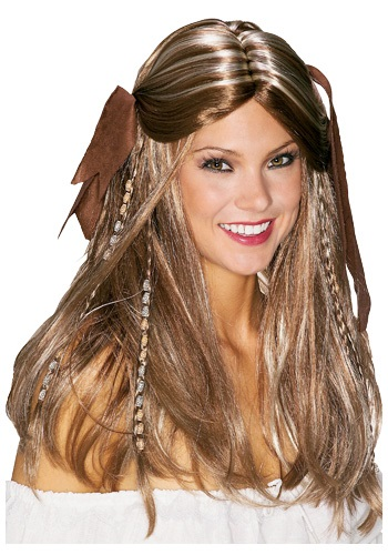 Sexy Female Pirate Wig