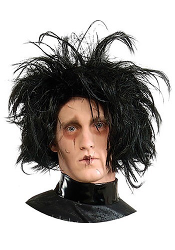 Edward Scissorhands Scary Wig