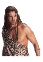 Tarzan Adult Wig