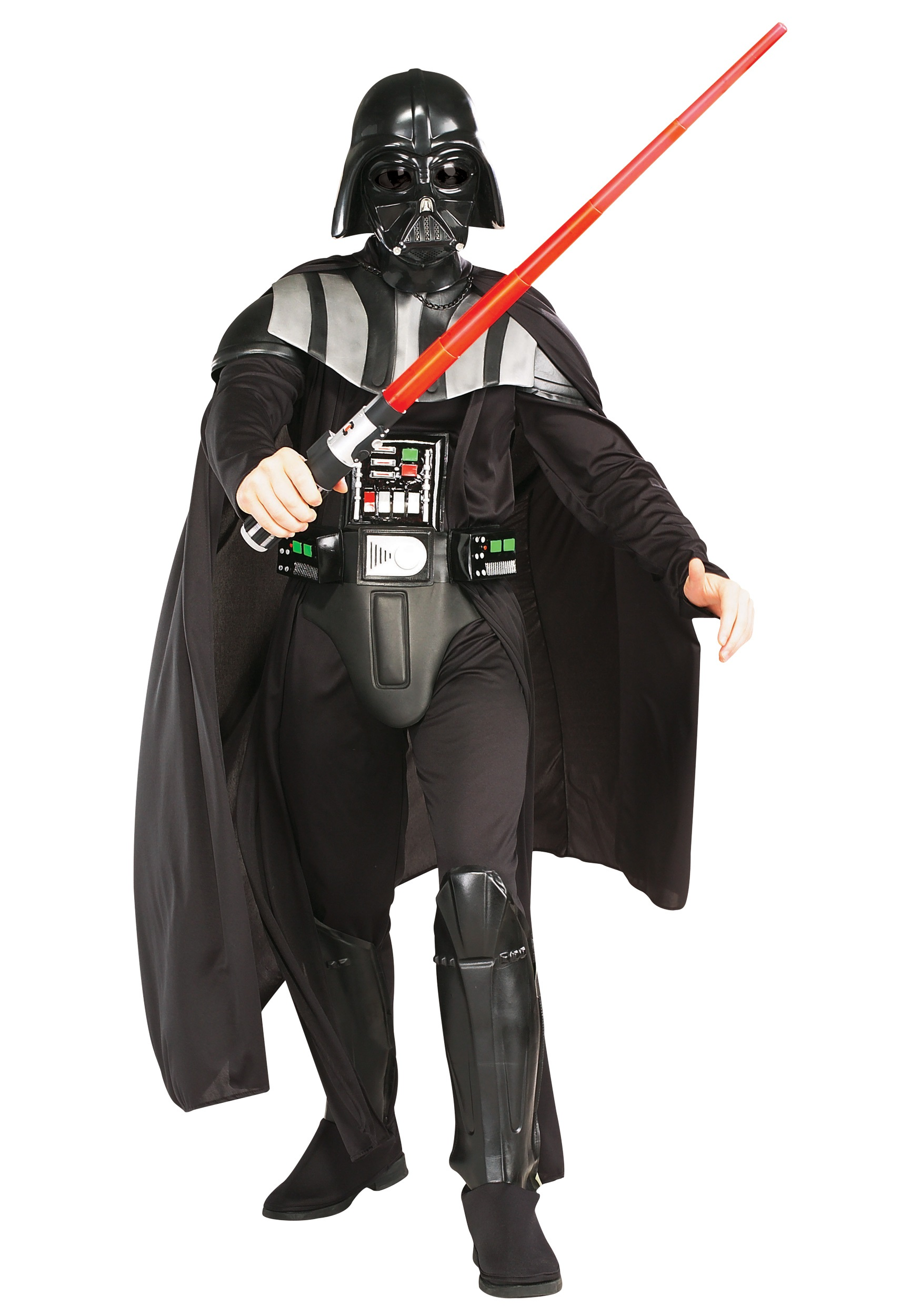 darth vader deluxe adult costume darth vader star wars costumes. Black Bedroom Furniture Sets. Home Design Ideas