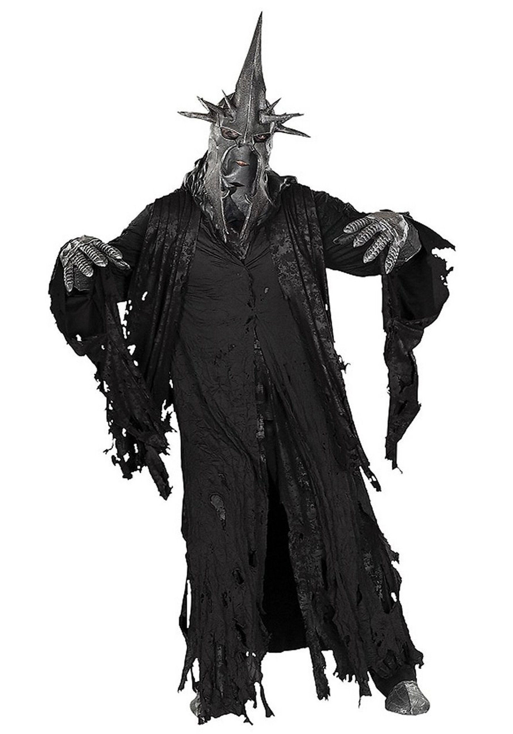 Deluxe Witch King of Angmar Costume - Lord of the Rings Nazgul ...
