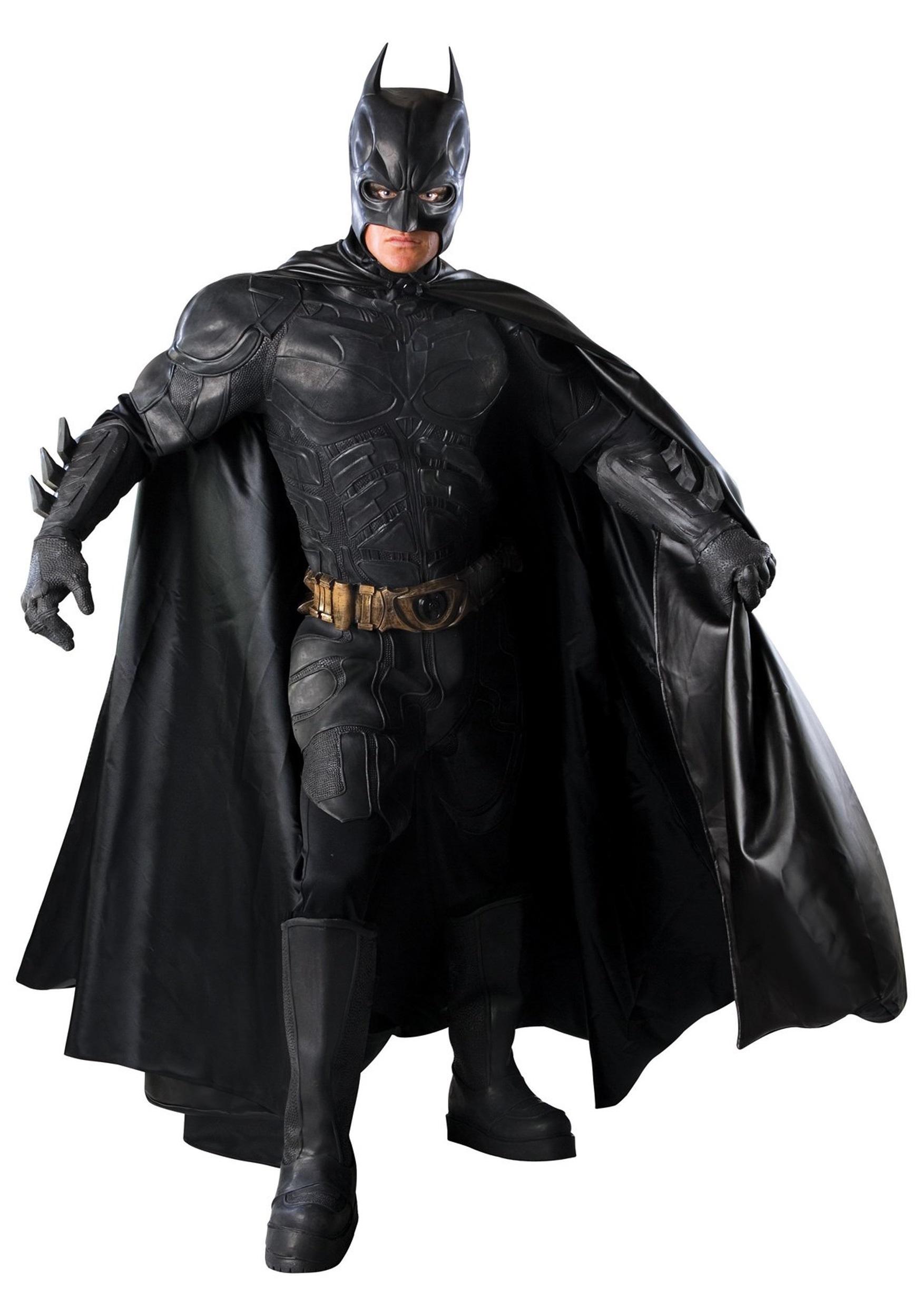 Authentic Dark Knight Costume  sc 1 st  Halloween Costume & Authentic Dark Knight Batman Costume - Adult Authentic Batman Costumes