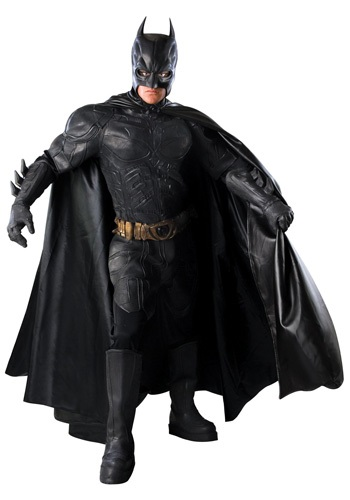 Authentic Dark Knight Costume