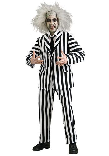 Adult Grand Heritage Beetlejuice Costume