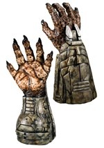 Deluxe Latex Predator Gloves