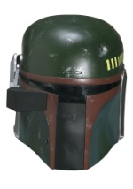 Boba Fett Collectors Helmet