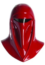 Collectors Red Imperial Guard Helmet