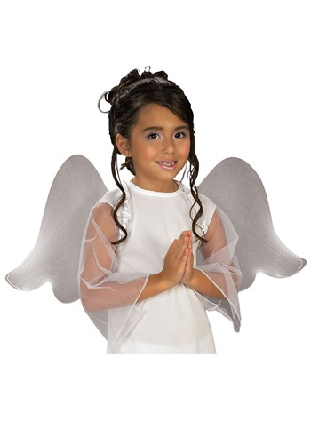 Kids Angel Costume Wings