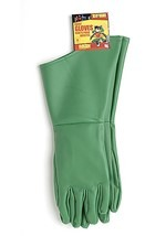Green Robin Adult Gloves