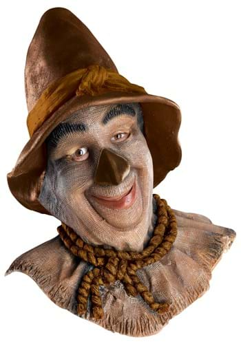 Latex Scarecrow Costume Mask
