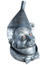 Latex Tin Man Costume Mask