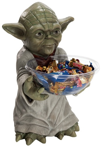 Yoda Yummy Treat Bowl Decoration