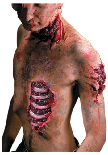 Gross Spare Ribs Prosthetic
