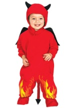 Lil Toddler Devil Costume